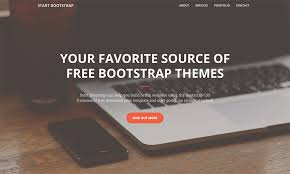 Creative One Page Bootstrap Theme Start Bootstrap Themes Templates