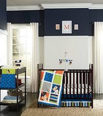 Mickey Mouse Baby Bedding Mickey Mouse Crib Bedding Amazon Com
