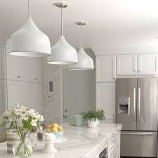 Kitchen Of Light Young House Love Metal Convertible Pendant Shades Of Light