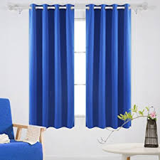 amazon com deconovo thermal insulated curtains grommet curtains
