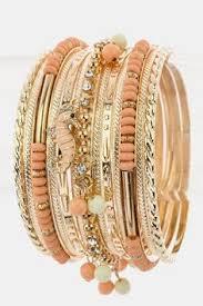 bracelet sets beaded bangle bracelets set 19 loving the underwater