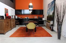 cuisine orange et noir déco cuisine orange et noir 09 cuisine couleur orange et blanc