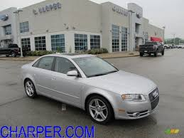 Audi 2005 2005 Light Silver Metallic Audi A4 2 0t Quattro Sedan 51478717