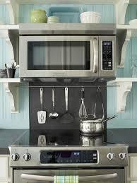kitchen appliance storage ideas best 25 microwave storage ideas on microwave cabinet