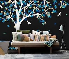 Baby Nursery Wall Decals Canada Large Mural 238x180cm Large Canada Maple Tree Wall Decals Baby