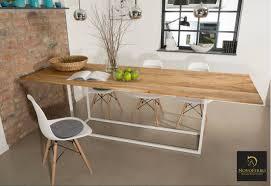 Schmaler Arbeitstisch Industrial Design Möbel Von Novoferro