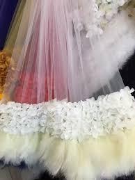 feather wedding dress 1 yard 3d fabric wedding dress with ostrich feather wedding