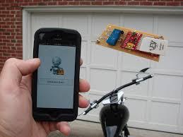 garage door opener circuit electric imp garage door opener 11 steps with pictures