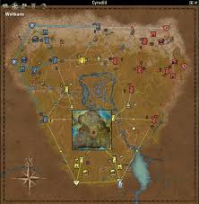 Elder Scrolls Map How Big Is The Cyrodiil The Elder Scrolls Online Pvp Map Its