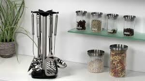 Kitchen Utensil Holder Ideas Kitchen Utensil Set With Holder The Useful Kitchen Utensil