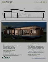 contemporary homes mini homes hallmark southwest