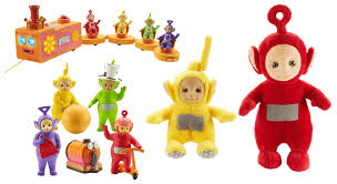 review teletubbies toys mama geek