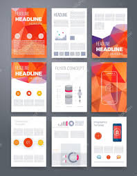 conceptmodern templates vector flyer brochure cover for print web marketing
