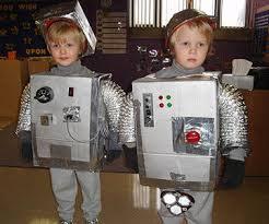 Kids Robot Halloween Costume 21 Halloween Costumes Moms