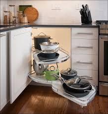 corner kitchen cabinet storage solutions modest on turntable