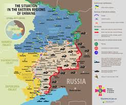 Eastern World Map by Map Situation In Eastern Ukraine May 23 2017 00 00 Eet