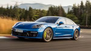 Porsche Panamera Hybrid Mpg - 2018 porsche panamera turbo s e hybrid review the future is awesome