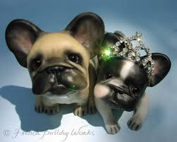 bulldog cake topper bulldog works bulldog wedding cake toppers