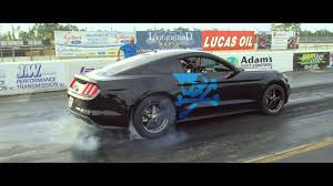 lethal mustang lethal performance 2015 ecoboost runs 11 1