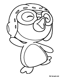 coloring pages kids bingbong cry coloring pages pororo coloring