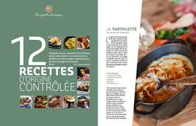 magasine de cuisine alpes magazine hors série cuisine