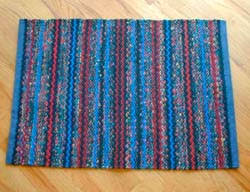 How To Make A Rag Rug Weaving Loom Rug Weaving Notes
