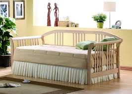 excellent bed frame model featuring black painted wooden full size