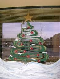 Decoration For Window Window Paint Thanksgiving Christmas Storefront Google Search