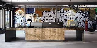 cuisine loft cuisine loft graffiti