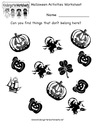 Halloween Printables Printable Activity Sheets Chapter 2 Worksheet Mogenk Paper Works