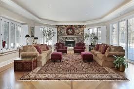 Luxury Living Room Design Ideas Designing Idea - Large family room design