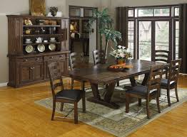 rustic mexican dining table
