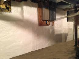 Interior Basement Drainage System Ohio Basement Authority Basement Waterproofing Photo Album