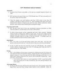 resume examples for kfc resume ixiplay free resume samples