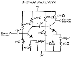 component amplifier circuit watt mosfet power with experiment