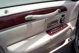 used lincoln town car exterior parts for sale