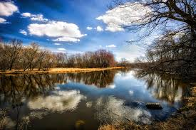 Wisconsin landscapes images Spring reflection wisconsin landscape photograph by jennifer jpg