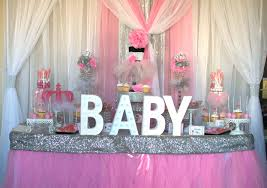 pink and silver baby shower pink silver princess baby shower 3 11 2017 my party