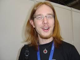 <b>Matthias Holz</b> Unser Chefredakteur, hier mit genialem Gesichtsdruck, <b>...</b> - DSC00084