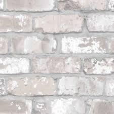 exposed brick exposed brick wallpaper by woodchip magnolia woodchip