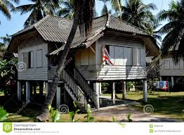 House Plans On Stilts Traditional Thai House Stilts Stock Photos Images U0026 Pictures