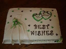 best wishes bridal shower bridal shower sheet cakes wedding dress sheet cake the