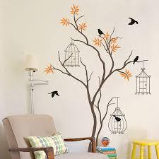 Home Interior Bird Cage Bird Wall Art Shenra Com