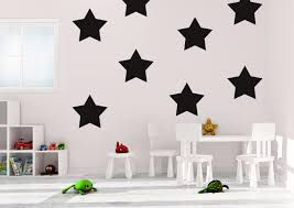 star wall decals star decal vinyl wall decal stars wall