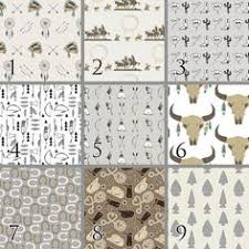 Western Baby Crib Bedding Western Cowboy With Deers Nursery And Crib Bedding For Babies And