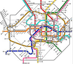 Wmata Map Metro by Sure Would Be Nice If Wmata Had A Bank