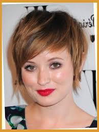 short hairstyles for heavyset woman flattering haircuts for round face heavy set women short
