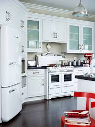 gray kitchen cabinets white appliances white appliances yes you can the inspired room