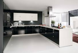 u shaped kitchen with island design from italian home design and