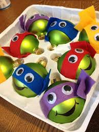 turtle ornaments easy tutorial
